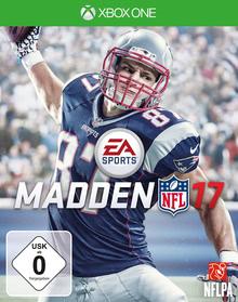 Verpackung von Madden NFL 17 [Xbox One]