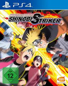 Verpackung von Naruto to Boruto: Shinobi Striker [PS4]