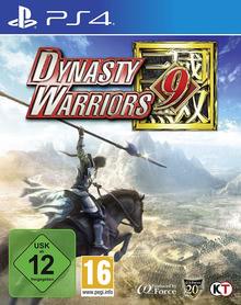 Verpackung von Dynasty Warriors 9 [PS4]