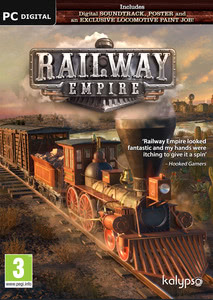 Packaging of Railway Empire [PC]