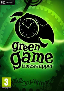 Packaging of Green Game TimeSwapper [PC]