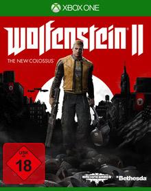 Verpackung von Wolfenstein II: The New Colossus [Xbox One]