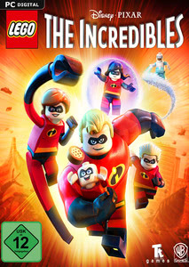 Verpackung von LEGO The Incredibles [PC]