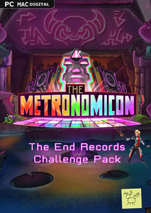 Packaging of The Metronomicon The End Records Challenge Pack [PC / Mac]