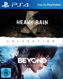 Verpackung von The Heavy Rain and Beyond: Two Souls Collection [PS4]