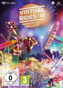 Verpackung von Virtual Rides 3: Fahrgeschäft-Simulator [PC / Mac]