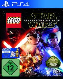 Verpackung von LEGO Star Wars: Das Erwachen der Macht [PS4]