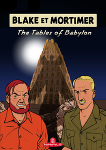 Verpackung von Blake et Mortimer and the Babylon Tables [PC]