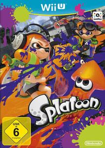 Verpackung von Splatoon [Wii U]