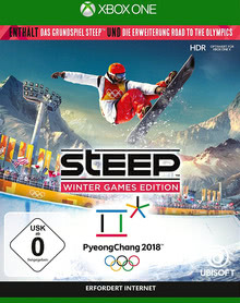 Verpackung von Steep - Winter Games Edition [Xbox One]