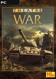 Packaging of Theatre Of War [PC]