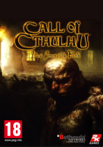 Packaging of Call of Cthulhu [PC]