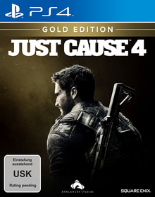 Verpackung von Just Cause 4 Gold Edition [PS4]