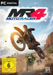 Verpackung von Moto Racer 4 [PC]
