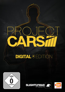 Verpackung von Project Cars - Digital Edition [PC]