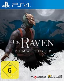 Verpackung von The Raven Remastered [PS4]