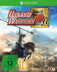 Verpackung von Dynasty Warriors 9 [Xbox One]
