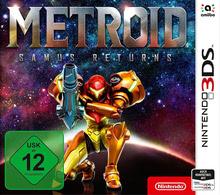 Verpackung von Metroid Samus Returns [3DS]