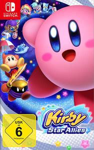 Verpackung von Kirby Star Allies [Switch]