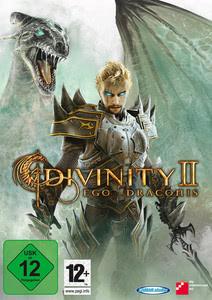 Verpackung von Divinity II - Ego Draconis [PC]