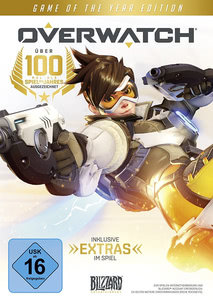 Verpackung von Overwatch Game of the Year Edition [PC]