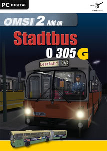 Verpackung von OMSI 2 Citybus O305G [PC]