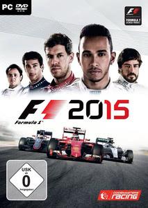 Verpackung von F1 2015 [PC]