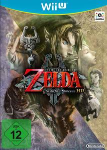 Verpackung von The Legend of Zelda: Twilight Princess HD [Wii U]