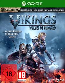 Verpackung von Vikings: Wolves of Midgard [Xbox One]