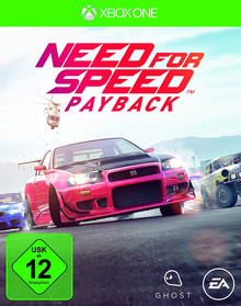 Verpackung von Need for Speed: Payback [Xbox One]