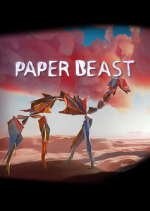 Verpackung von Paper Beast (VR Game) [PC]