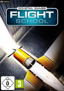 Verpackung von Dovetail Games Flight School [PC]