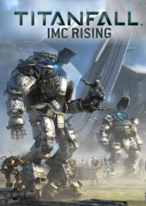 Packaging of Titanfall DLC 3 - IMC Rising [PC]
