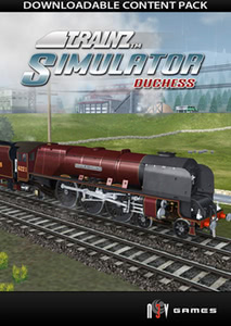 Packaging of Trainz Duchess [PC]
