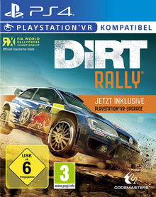Verpackung von DiRT Rally VR-Edition [PS4]