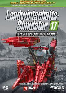 Verpackung von Landwirtschafts-Simulator 17 Platinum [PC]