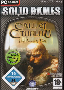 Verpackung von Call of Cthulhu [PC]
