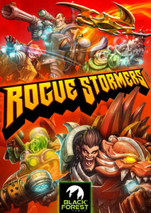 Verpackung von Rogue Stormers [PC]