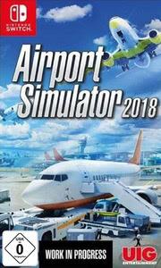 Verpackung von Airport Simulator 2018 [Switch]