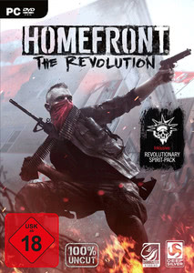 Verpackung von Homefront: The Revolution Day One Edition [PC]
