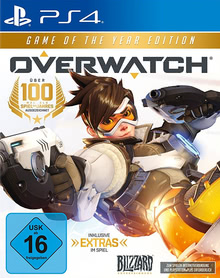 Verpackung von Overwatch Game of the Year Edition [PS4]