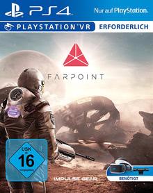 Verpackung von Farpoint VR - Playstation VR erforderlich [PS4]