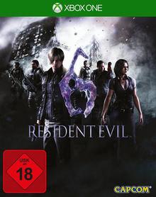Verpackung von Resident Evil 6 [Xbox One]