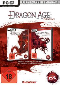 Verpackung von Dragon Age: Origins Ultimate Edition [PC]