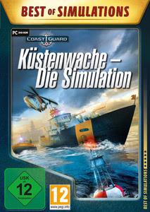 Verpackung von Coast Guard: Küstenwache: Die Simulation - Best of Simulations [PC]