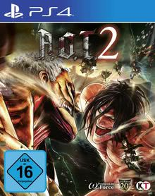 Verpackung von AoT 2 (based on Attack on Titan) [PS4]