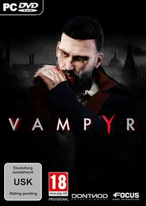 Verpackung von Vampyr [PC]