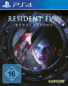 Verpackung von Resident Evil Revelations [PS4]