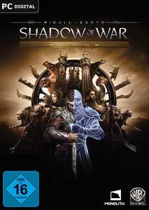 Verpackung von Mittelerde: Schatten des Krieges Gold Edition [PC]