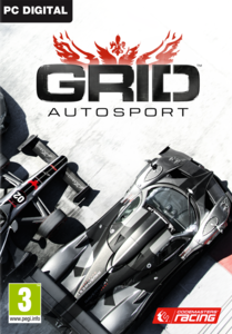 Packaging of GRID: Autosport [PC]